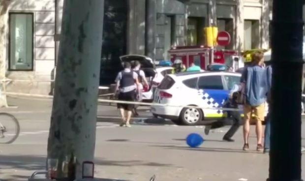 Estado Islámico se adjudicó autoría de atentado en Barcelona