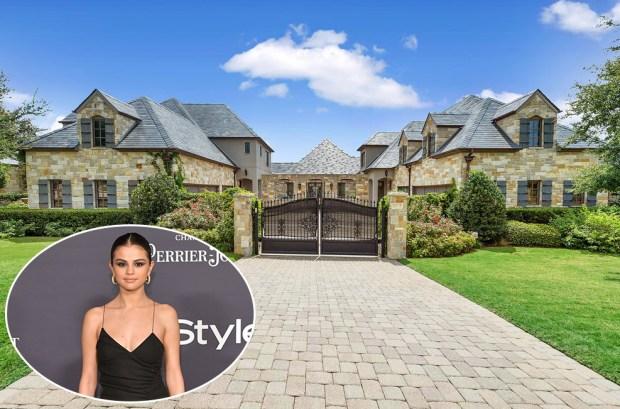 """Selena Gómez """"remata"""" lujosa mansión: recórrela por dentro"""