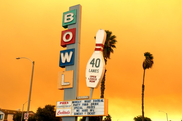 Cielo naranja: qué hizo cambiar así el paisaje en California