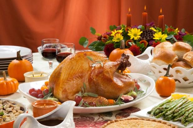 No comas (todo) esto en el día de Acción de Gracias