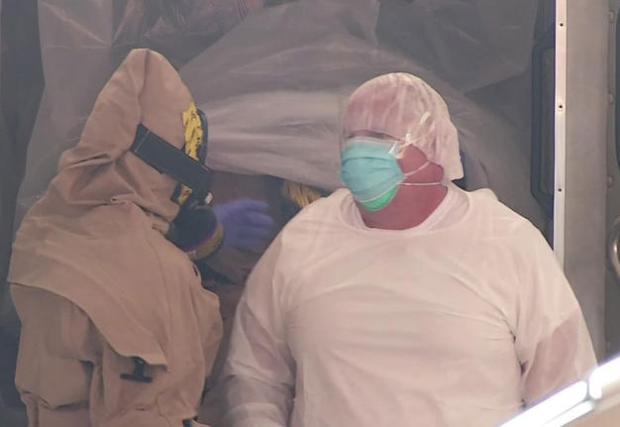Video: Oficial tuvo posible contacto con ébola