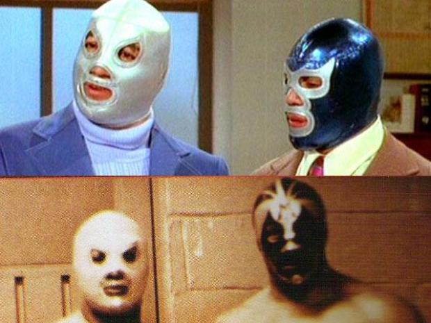 La increíble fama de la lucha libre mexicana
