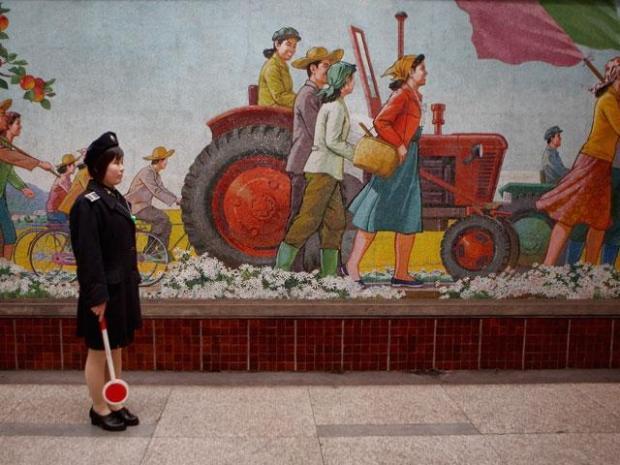 Fotos: así es la enigmática Corea del Norte