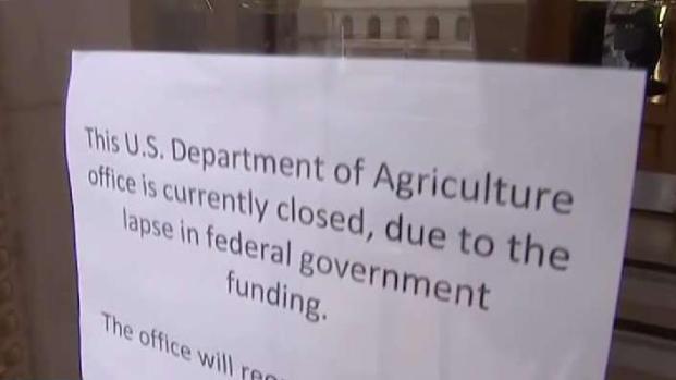 [TLMD - Dallas] 17 días del cierre parcial del Gobierno Federal