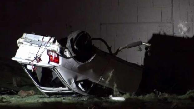 [TLMD - Dallas] Accidente vehicular cobra la vida de dos hispanos