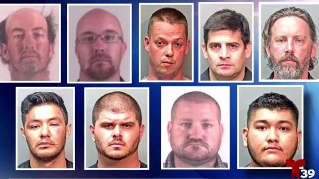 [TLMD - Dallas] Arrestan a sospechosos en el norte de Texas