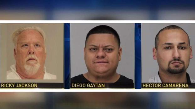 En Dallas: arrestan a tres sospechosos tras carrera mortal