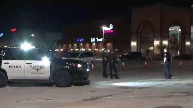 Conductora sospechosa de matar a hombre en Fort Worth