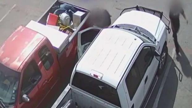 [TLMD - Dallas] Los graban cometiendo gigantesco robo en Dallas