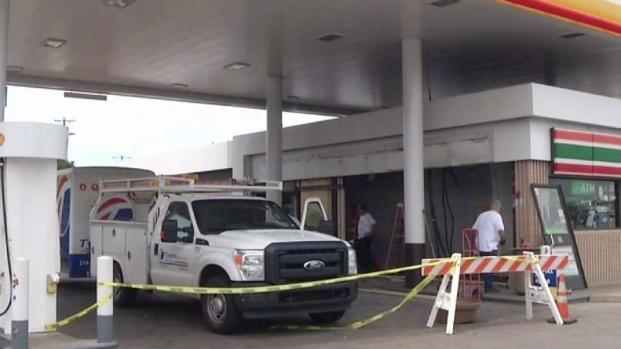 [TLMD - Dallas] Causan destrozos para robarse cajeros automáticos