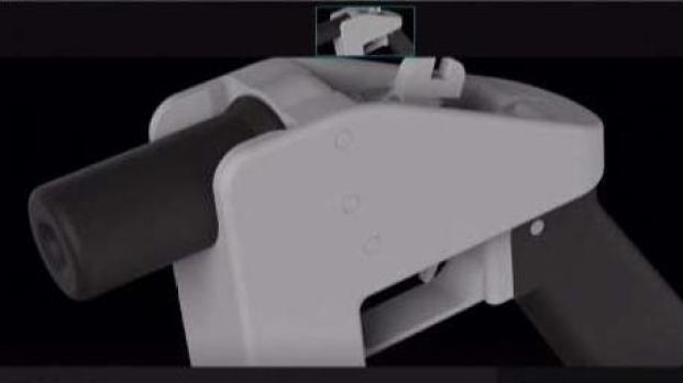 [TLMD - LV] Comienza venta de planos para hacer armas 3D