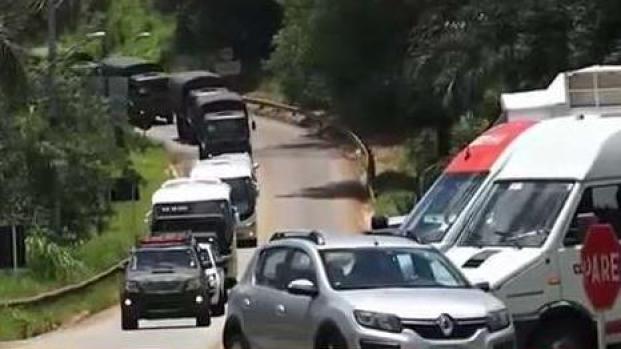 [TLMD - LV] Continúa búsqueda de 300 personas en Brasil