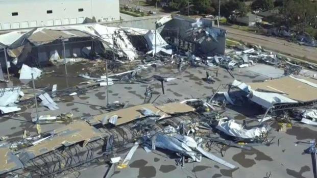 [TLMD - Dallas] La devastación en Garland
