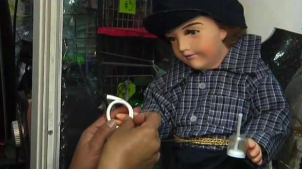 [TLMD - Dallas] En México: Niño Dios Huachicolero