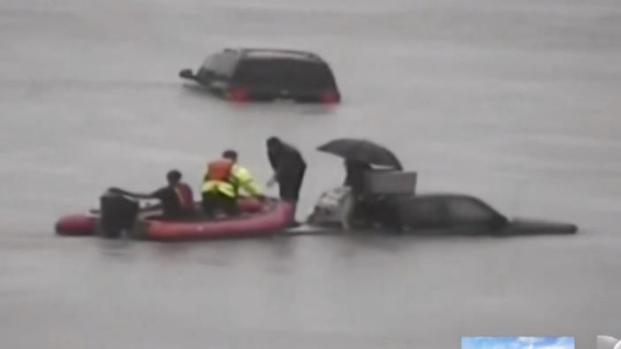 Huracán Harvey Parte 4: Lluvia mortal