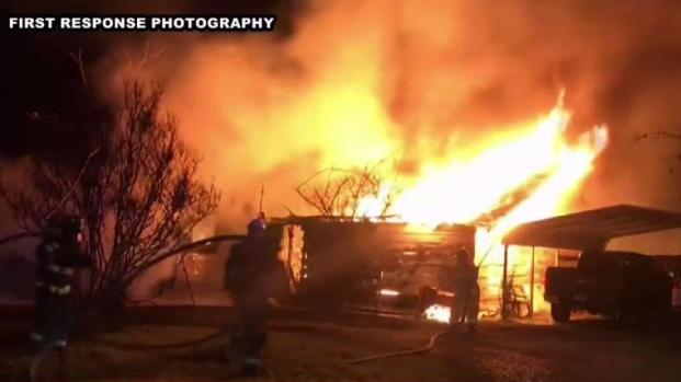 [TLMD - Dallas] Incendios mortales en el Metroplex