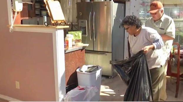 [TLMD - Dallas] Labores de limpieza y tristeza por tornados en el Metro