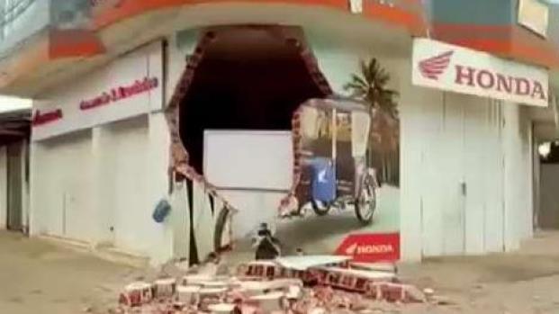 [TLMD - LV] Mortal sismo sacude Perú y otras partes de Sudamérica