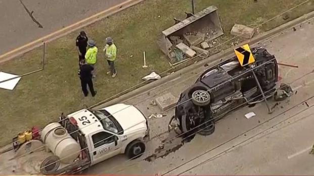 [TLMD - Dallas] Mortal accidente contra trabajador de construcción