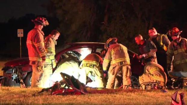[TLMD - Dallas] Muere tercera jovencita víctima de un choque
