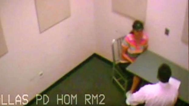 [TLMD - Dallas] Dallas: Muestran video de interrogación de Brenda quien es acusada de asesinato