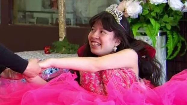 [TLMD - Dallas] Niña con espina bífida busca cumplir un nuevo sueño