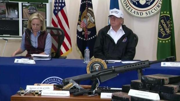 [TLMD - McAllen] Reunión de Trump con agentes, políticos y residentes del Valle