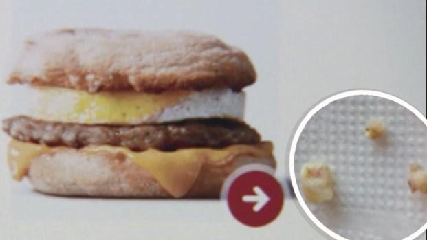 [TLMD - NATL] Cliente halló dientes humanos en sandwich de McDonald's