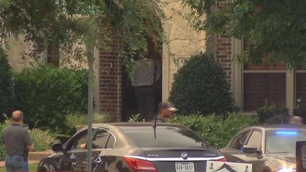 [TLMD - Dallas] Termina cateo en presunta vivienda de Patrick Crusius
