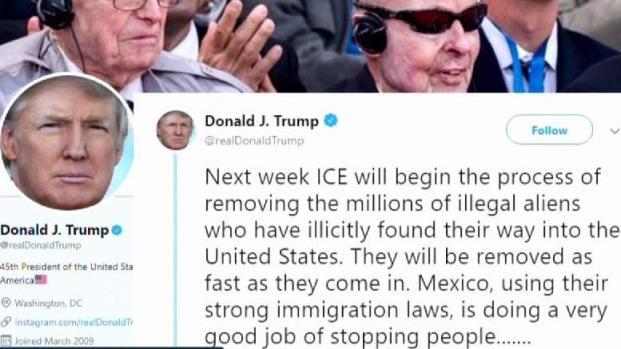 [TLMD - Dallas] Trump anuncia deportaciones masivas