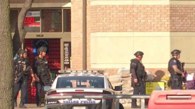 [TLMD - Dallas] Un sospechoso arrestado y otro prófugo en Dallas