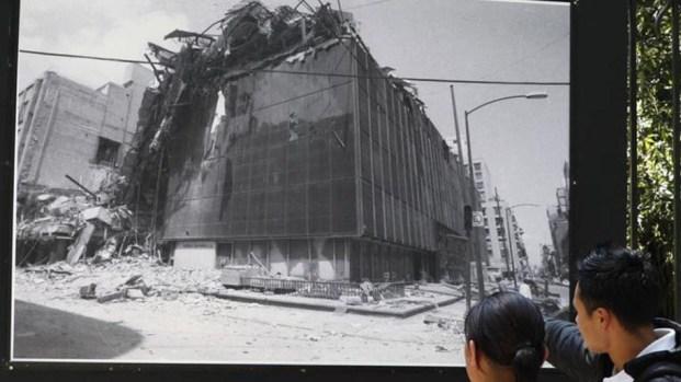 Imágenes y testimonios: A 33 años del terremoto de 1985 en México