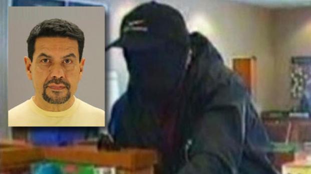 Video: Activista pro-inmigración robaba bancos