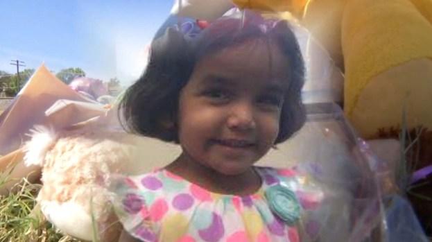 Investigan cómo murió Sherin Mathews