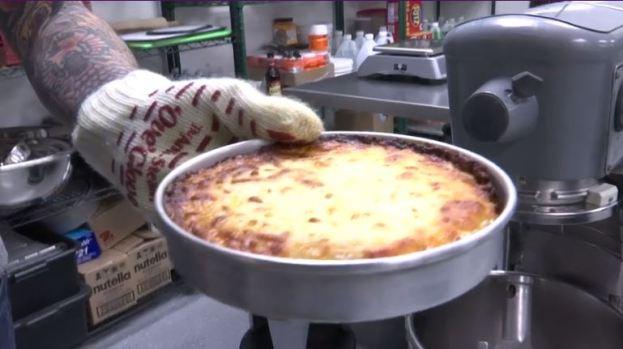 [TLMD - NATL] Pizza con marihuana, el último invento culinario
