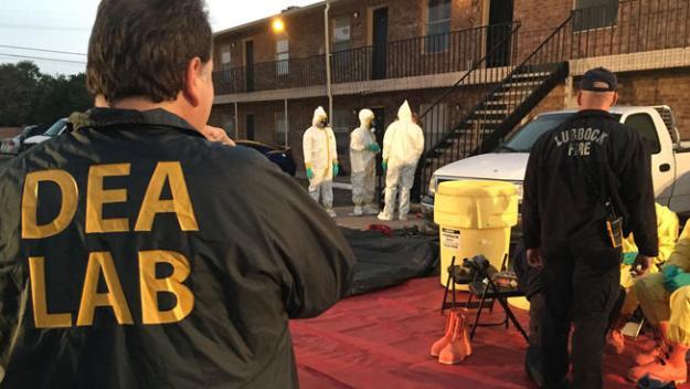 Tres detenidos por distribución de fentanilo