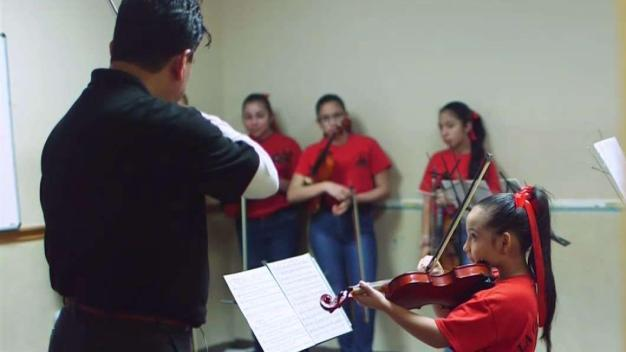 Academia de mariachi de La Gran Plaza