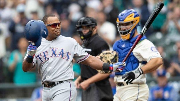 Adrián Beltré de los Texas Rangers anuncia su retiro