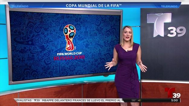 Francia es campeón del Mundo}