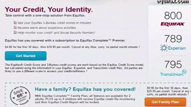 Alerta al consumidor: El caso Equifax