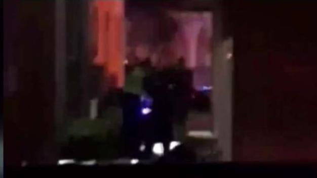 Siguen buscando a presunto asesino de un hombre en Garland