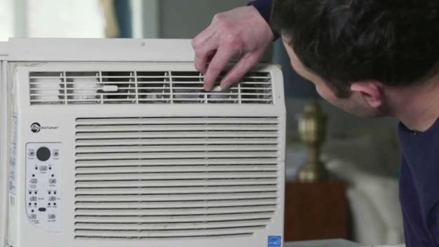 Ofrecen gratis unidades de aire acondicionado