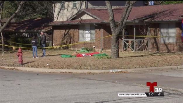 Padre asesinó a balazos a sus hijitos en North Richland Hills