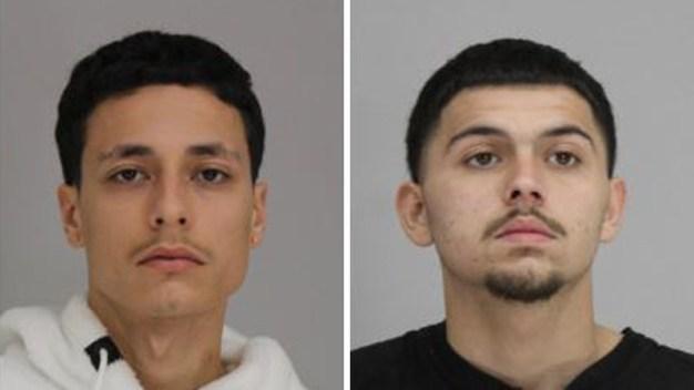 Revelan identidades de sospechosos de robos en Dallas