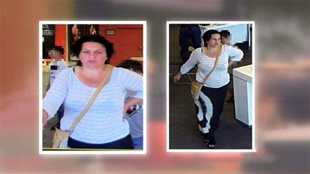 Buscan a mujer que usa niños para robos en el Metroplex