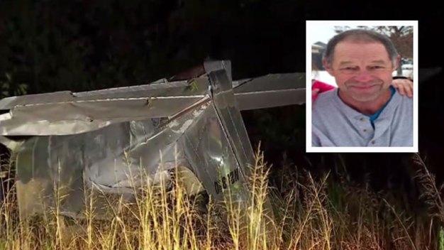 Identifican a piloto tras accidente al norte de Texas