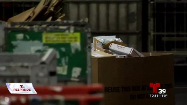 Protejase del robo de paquetes