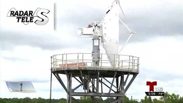 TELE-S: El radar más poderoso de Texas
