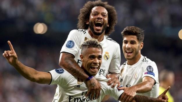Dominicano honra el #7 del Real Madrid con golazo