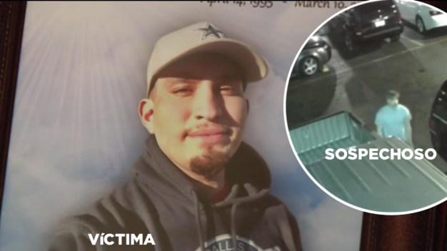 Arrestan a presunto asesino de un hispano en Dallas